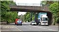 J4280 : Flyover, Cultra, Holywood by Albert Bridge