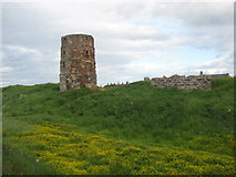 NT9953 : Bell Tower, part of the medieval defences of Berwick by James Denham