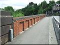 NS3965 : Old railway bridge by Thomas Nugent