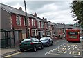 SO2105 : Stagecoach bus in Cwmtillery by Jaggery