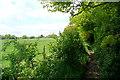 SU7688 : Footpath towards Upper Woodend Farm by Graham Horn