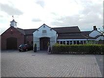 SJ9509 : Tumbledown Farm Restaurant, Hatherton by Bill Henderson