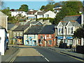 SX1083 : Market Place the A39, Camelford by Ian S