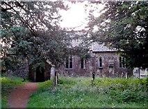 SP4808 : St Margaret of Antioch church in Binsey by Steve Daniels