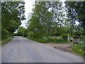 TM3480 : Rumburgh Road, Rumburgh by Geographer