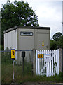 TM4081 : Westhall Control Box at Westhall Crossing by Adrian Cable