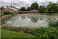 SP9632 : Lake at Woburn Abbey, Bedfordshire by Christine Matthews