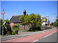 SO8898 : Old church on Oak Hill, Finchfield by Richard Vince