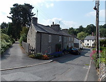 SO2956 : Crooked Well houses, Kington by Jaggery