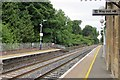 NT0077 : Linlithgow railway station by Richard Webb