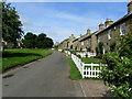 SE1486 : Dwellings in East Witton by Chris Heaton