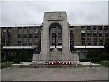 SD7109 : War Memorial, Bolton by Philip Platt