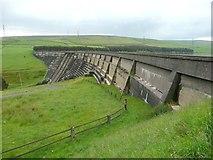 SE0118 : Baitings Reservoir dam by Humphrey Bolton