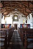 TQ7035 : Interior, Christchurch, Kilndown by Julian P Guffogg