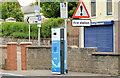 D4002 : E-car charging point, Larne (2) by Albert Bridge