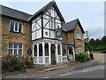 SP9452 : The Three Cranes pub, Turvey by Bikeboy