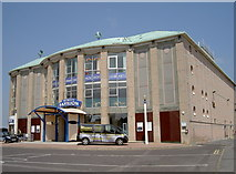 SY6878 : Weymouth Pavilion - for the people? by Neil Owen