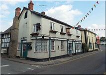 SO2956 : Queens Head, Kington by Jaggery