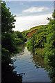 NY0336 : River Ellen, Maryport by Julian Osley