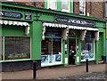 NY0336 : Butcher shop, Senhouse Street, Maryport by Julian Osley