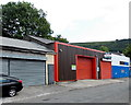 SO2104 : Victor Road premises to let, Abertillery by Jaggery