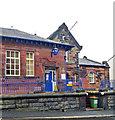 NY0336 : Maryport Police Station by Julian Osley