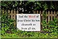 D0802 : Biblical message, Ballymena by Albert Bridge
