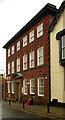 NY0336 : Maryport Post Office by Julian Osley