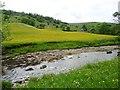 SD9078 : The River Wharfe, Langstrothdale by Christine Johnstone