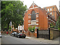 TQ3176 : Chapel, St Gabriel's Manor, Cormont Road by Robin Stott