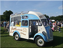 TQ7668 : Penny Ice Cream, Armed Forces Day by David Anstiss