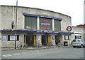 TQ2570 : Merton:  South Wimbledon underground station by Dr Neil Clifton