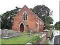 SJ3421 : Doveston United Reformed Church by John Firth