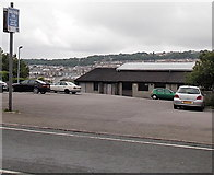 ST1599 : The Balfour Club, Aberbargoed by Jaggery
