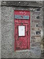 NT9560 : Blocked up post box, Burnmouth by Graham Robson