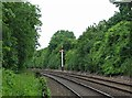 SK9803 : Ketton: the last Midland Railway signal on the network by John Sutton