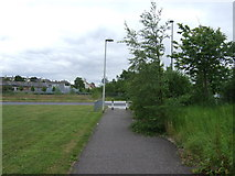 NT2276 : Path towards Waterfront Avenue by JThomas