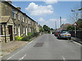 SE0935 : Crooke Lane - Lane Side by Betty Longbottom