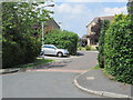 SE0935 : St Matthew's Close - Wellington Road by Betty Longbottom