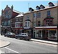 SO0561 : British Red Cross shop, Llandrindod Wells by Jaggery