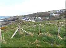 NS2515 : Dunure by Ann Cook