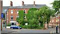 "J3372 : Former ""Botanic Lodge"" guest house, Belfast (2013-1) by Albert Bridge"