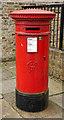 TR3241 : VR Pillar Box - Dover Castle by The Carlisle Kid
