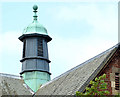 J3372 : Lantern. Queen's University, Belfast (2) by Albert Bridge