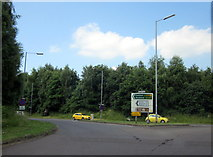 SP0858 : Alcester By-Pass A435 South by Roy Hughes