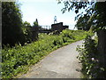 SO9087 : Footbridge View by Gordon Griffiths