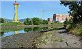 J3675 : The Connswater, Belfast (2013-5) by Albert Bridge