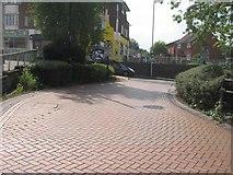 SU6351 : Access to New Street by Sandy B