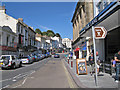 SX9263 : Torwood Street, Torquay by Richard Dorrell