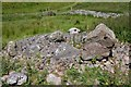 NT7823 : Pile of stones, Grubbit Law by Jim Barton